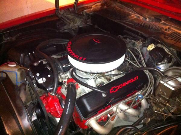 !!! 1970 camero red--denv