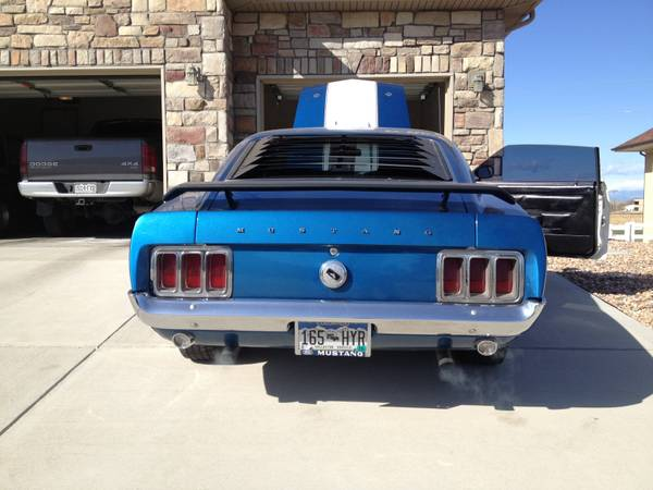 !!! 1970 mustang fast-=-