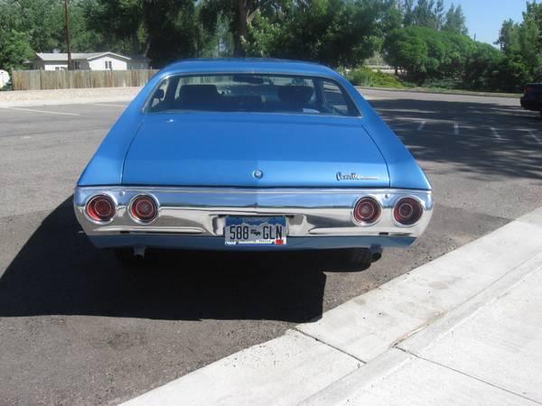 !!! 1971 chevelle--denv